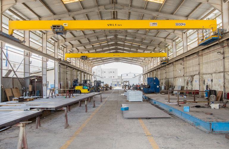 Almana Steel Structures WLL – Al Mana Group