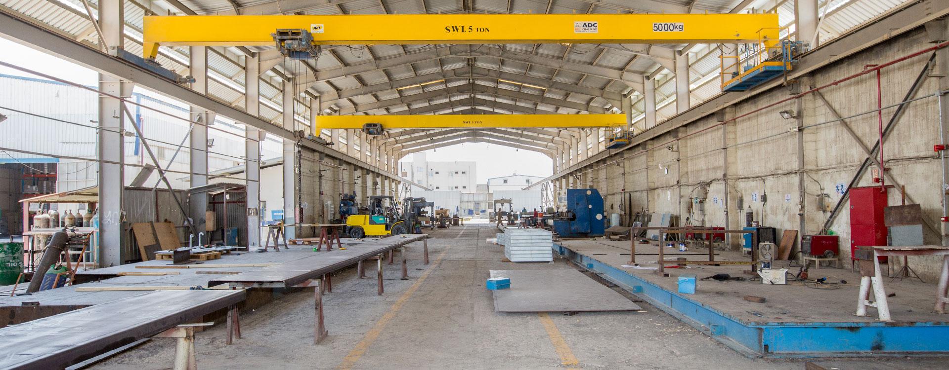 Almana Steel Structures WLL