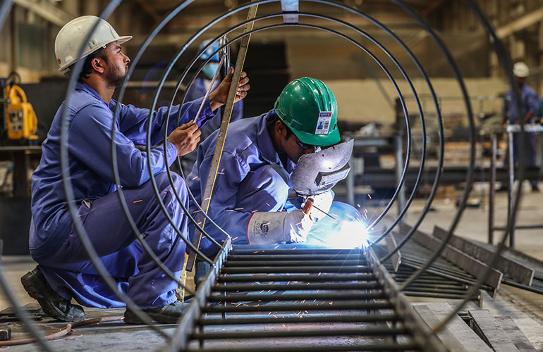 Doha Gratings & Metal Works W L L – Al Mana Group