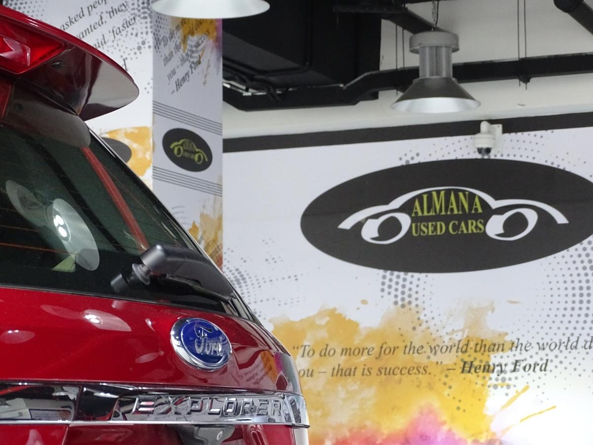 Almana Used Cars Company Wll Al Mana Group