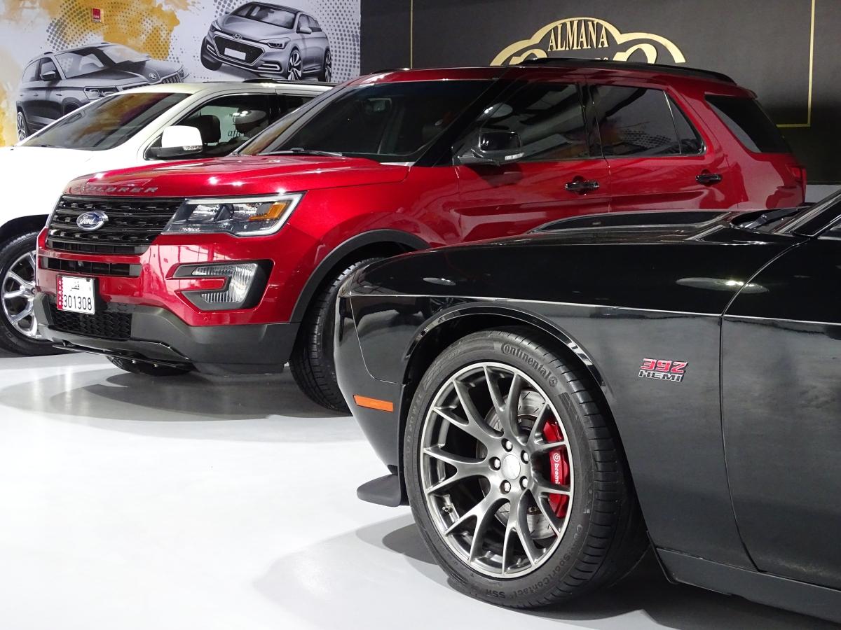 Almana Used Cars Company WLL – Al Mana Group