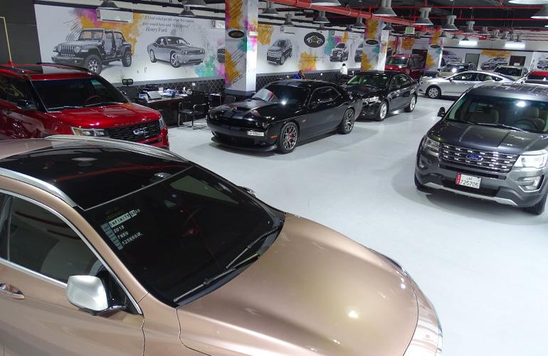 Almana Used Cars Company WLL