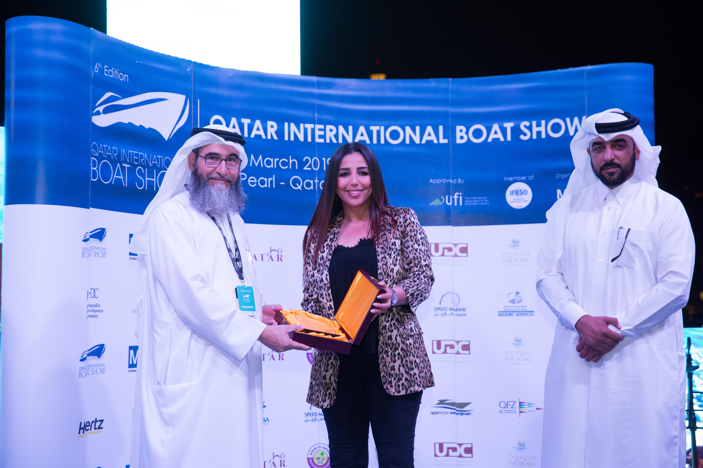 Hertz Almana Sponsors Qatar International Boat Show 6th Edition 2019